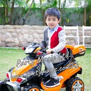 電動玩具車38002 04