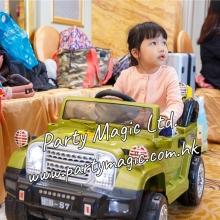 電動玩具車