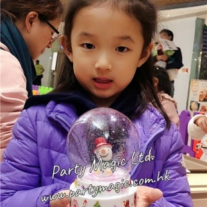 DIY水晶球